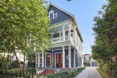 Single Family Home For Sale: 7526 St Charles Avenue