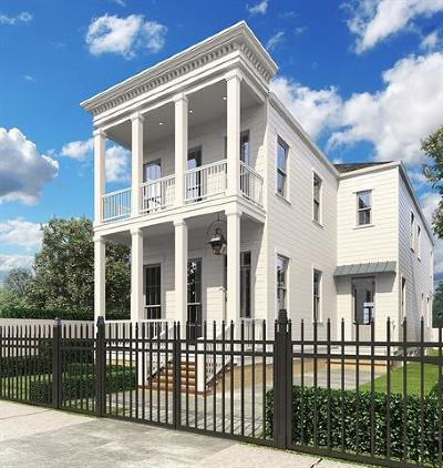 New Orleans Single Family Home Pending Continue to Show: 1013 Ninth Street