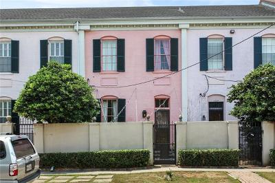 New Orleans Townhouse For Sale: 1222 Antonine Street