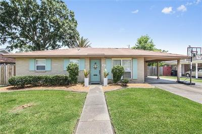 River Ridge, Harahan Single Family Home For Sale: 467 Ashlawn Street