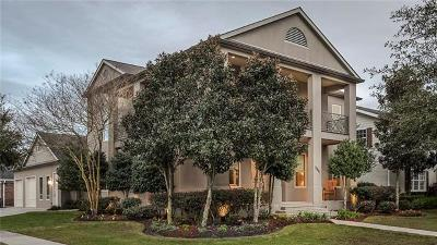 New Orleans Single Family Home For Sale: 5891 Bellaire Drive