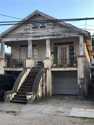 Multi Family Home For Sale: 3016 Toulouse Street