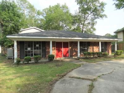 Slidell Single Family Home For Sale: 2942 Palm Circle Drive