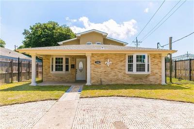 Kenner Single Family Home For Sale: 1900 Illinois Avenue