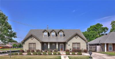 Kenner Single Family Home Pending Continue to Show: 3501 Lake Trail Drive
