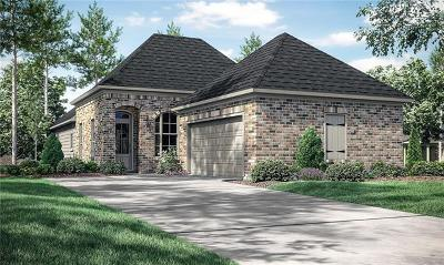 Madisonville Single Family Home For Sale: 3081 Lost Lake Lane
