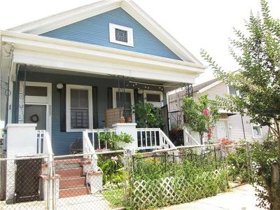 Multi Family Home For Sale: 3905 Toulouse Street