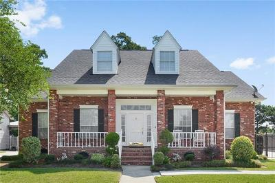 Harvey Single Family Home For Sale: 1709 Winchester Place