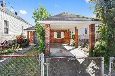 Single Family Home For Sale: 2220 Freret Street