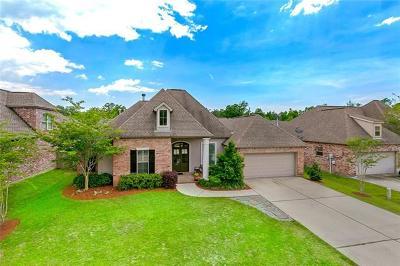Madisonville LA Single Family Home For Sale: $315,000