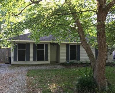 Covington Single Family Home Pending Continue to Show: 70405 F Street