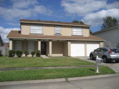 Gretna Single Family Home For Sale: 2413 Avenue Mont Martre Avenue