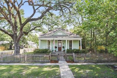 Covington Single Family Home For Sale: 328 W 26th Avenue