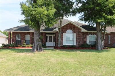 Single Family Home For Sale: 3401 Bridgewater Drive