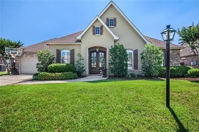 Madisonville Single Family Home For Sale: 512 Drake Elm Court