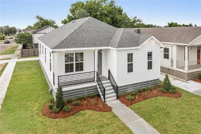 New Orleans Single Family Home For Sale: 5773 Warrington Drive