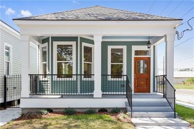 New Orleans Single Family Home For Sale: 301 Opelousas Street
