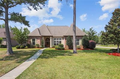 Slidell Single Family Home For Sale: 332 Leeds Drive