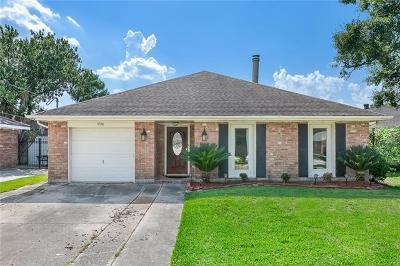 Metairie Single Family Home For Sale: 5036 Senac Drive