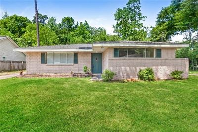 Slidell Single Family Home For Sale: 1713 Joan Drive