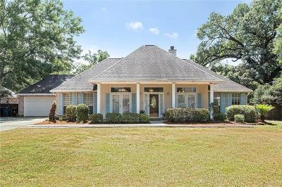 Slidell Single Family Home Pending Continue to Show: 622 Edgelake Road