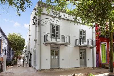 New Orleans Condo For Sale: 1422 Dauphine Street #4