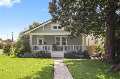 Gretna Single Family Home For Sale: 904 Madison Street