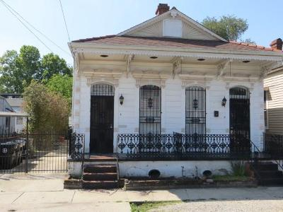 New Orleans Multi Family Home For Sale: 1451 N Rocheblave Street