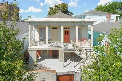New Orleans Single Family Home For Sale: 1004-06 Josephine Street