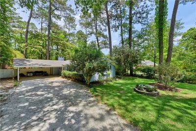 Covington Single Family Home For Sale: 101 N Magnolia Drive