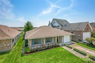 Metairie Single Family Home For Sale: 4913 Lake Louise Avenue
