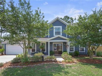 Slidell Single Family Home For Sale: 1204 Mountain Ash Drive