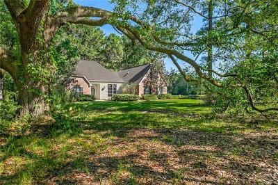 Madisonville LA Single Family Home For Sale: $260,000