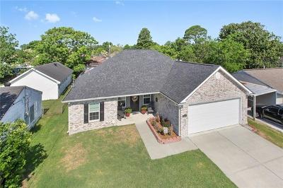 Kenner Single Family Home For Sale: 2004 Maryland Avenue