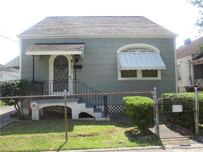 New Orleans Single Family Home Pending Continue to Show: 704 Sumner Street