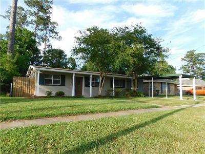 Slidell Single Family Home For Sale: 442 Cumberland Street