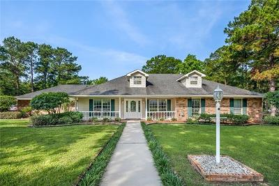 Slidell Single Family Home For Sale: 213 Partridge Road