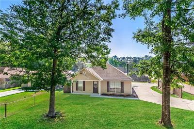 Slidell Single Family Home For Sale: 61506 N 8th Street