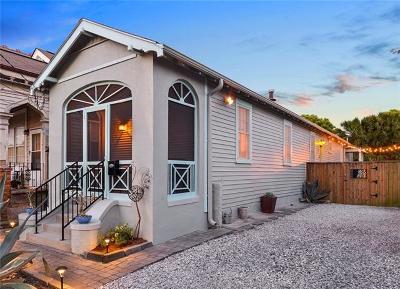 New Orleans Single Family Home For Sale: 324 S Murat Street