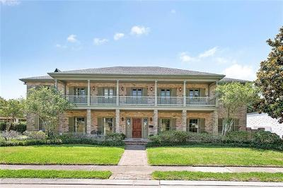 New Orleans Single Family Home For Sale: 920 Amethyst Street