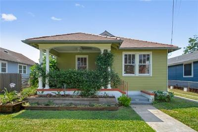 New Orleans Single Family Home For Sale: 2026 Gallier Street