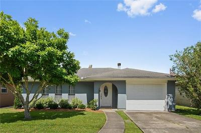 Metairie Single Family Home For Sale: 520 Beverly Garden Drive