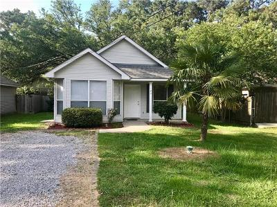 Madisonville Single Family Home For Sale: 123 Bryant Street