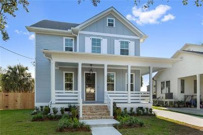 New Orleans Single Family Home For Sale: 5747 Bancroft Drive