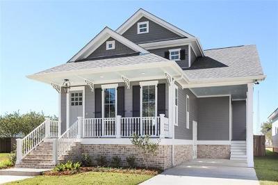 New Orleans Single Family Home For Sale: 5928 Colbert Street