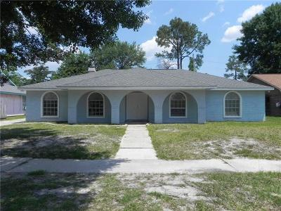Slidell Single Family Home For Sale: 428 Tanglewood Drive