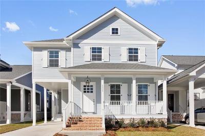 New Orleans Single Family Home For Sale: 5934 Colbert Street
