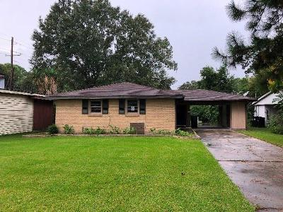 New Orleans Single Family Home For Sale: 1621 Maura Place