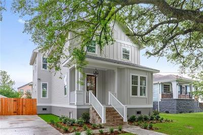 New Orleans Single Family Home For Sale: 1451 Mithra Street
