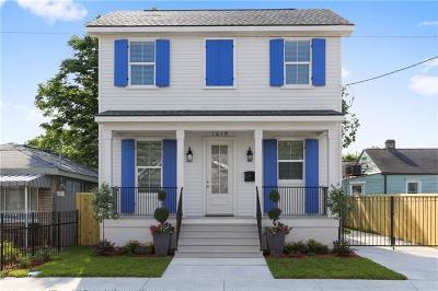New Orleans Single Family Home For Sale: 1619 Mazant Street